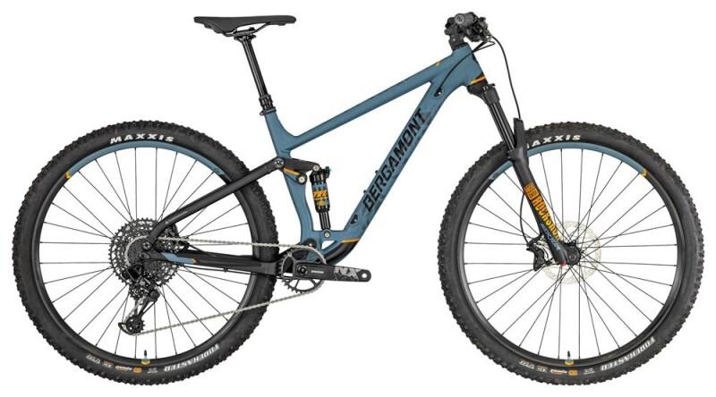 Bergamont Contrail 7 Mountainbike