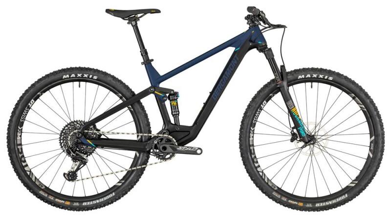 Bergamont Contrail Ultra Mountainbike