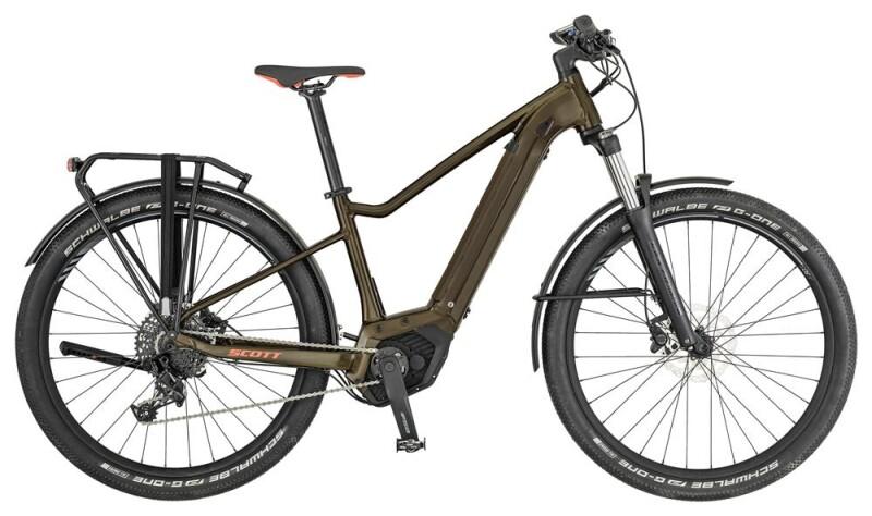 Scott AXIS eRide 20 LADY E-Bike