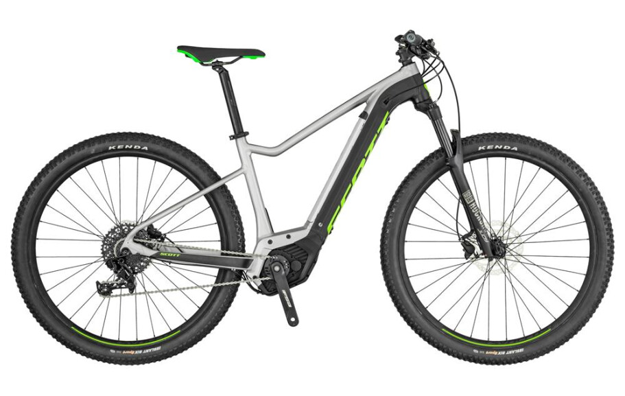 Scott Aspect E-Ride 30