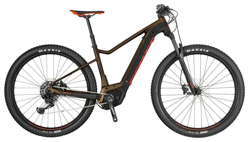 Scott ASPECT eRIDE 20 E-Bike