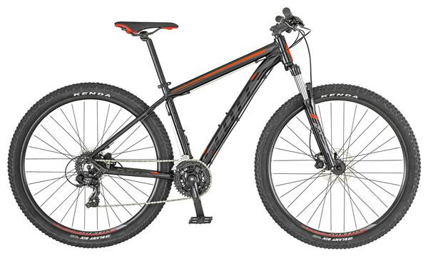 SCOTT - ASPECT 760 black