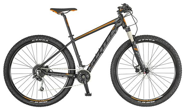 SCOTT - ASPECT 730 black