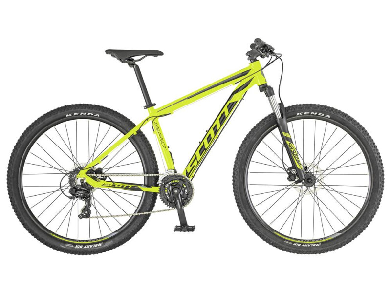 Scott ASPECT 960 yellow
