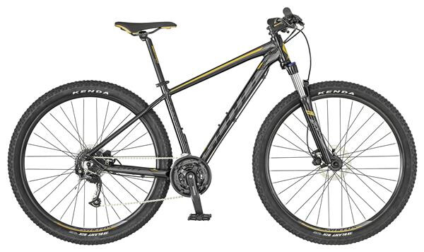 SCOTT - ASPECT 950 black