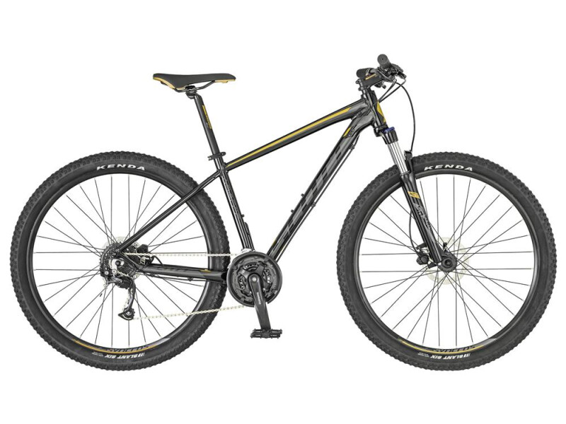 Scott ASPECT 950 black