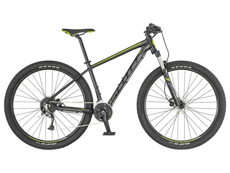 Scott ASPECT 940 black