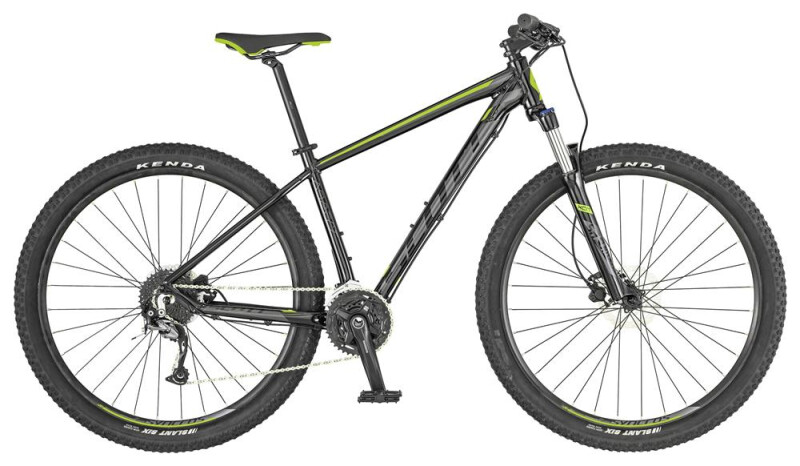 Scott ASPECT 940 black Mountainbike