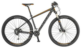 SCOTT ASPECT 930 black