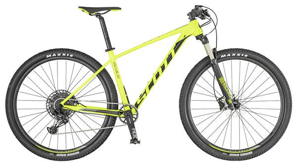 SCOTT - SCALE 980 yellow