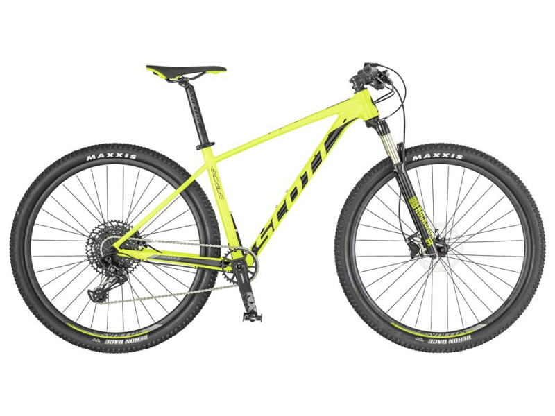 Scott SCALE 980 yellow