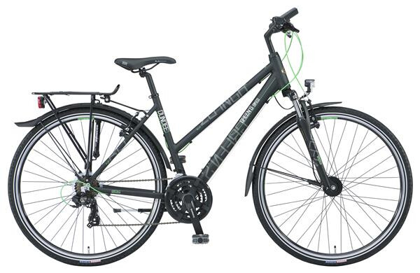 GREEN'S - Dundee black Trapez 21-G