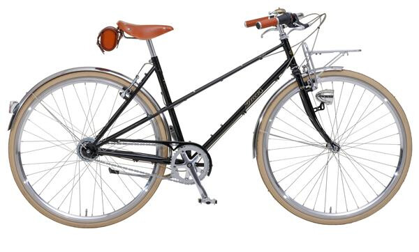 GREEN'S - Bradford black Mixte