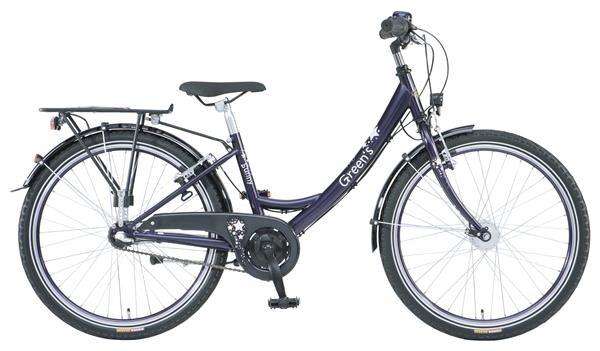 GREEN'S - Sunny Girl 24 Zoll violet
