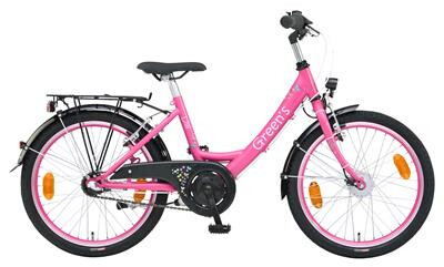 Green's Lilli 20 Zoll pink