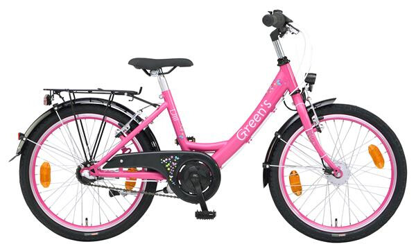 GREEN'S - Lilli 20 Zoll pink