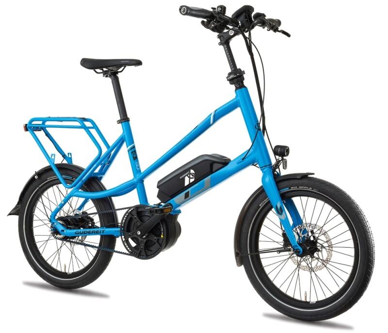 Gudereit EC 20 Compact E-Bike