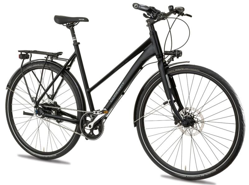 Gudereit X-A 8.0 evo Citybike