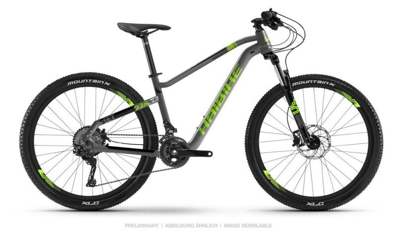 Haibike SEET HardNine 4.0 Mountainbike