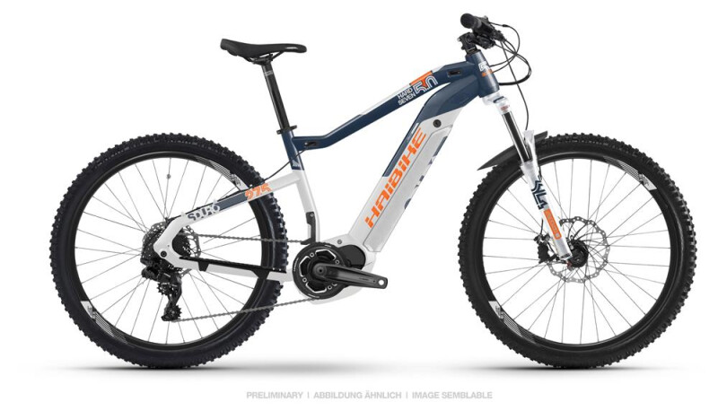 Haibike SDURO HardNine 5.0 E-Bike