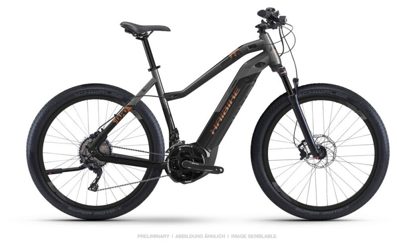 Haibike SDURO Cross 6.0 Damen