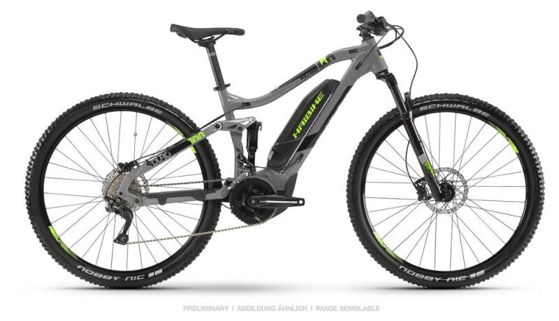 Haibike SDURO FullNine 4.0 E-Bike