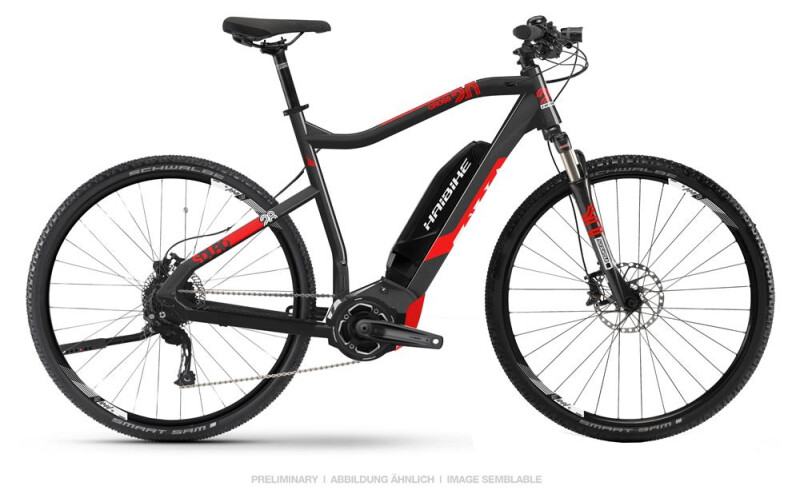 Haibike SDURO Cross 2.0 Damen