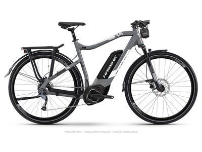 Haibike SDURO Trekking 3.5 Herren 500Wh mit ABS (Testbike)