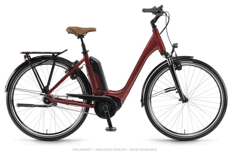 Winora Sinus Tria N7 Samtrot E-Bike