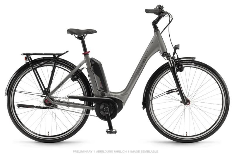 Winora Sinus Tria N7 eco Quarz E-Bike