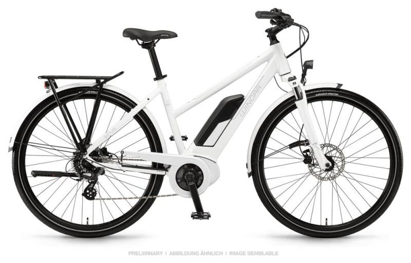 Winora Sinus Tria 7eco Damen E-Bike