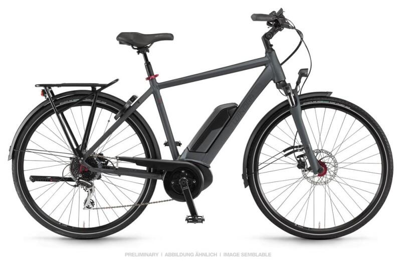Winora Sinus Tria 8 Dullgray Herren E-Bike