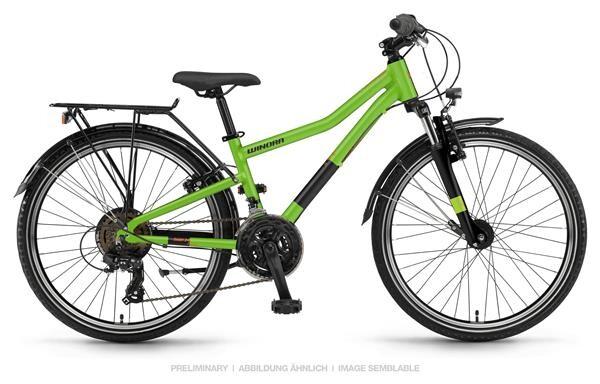 WINORA - Dash 24 21-Gang Lime