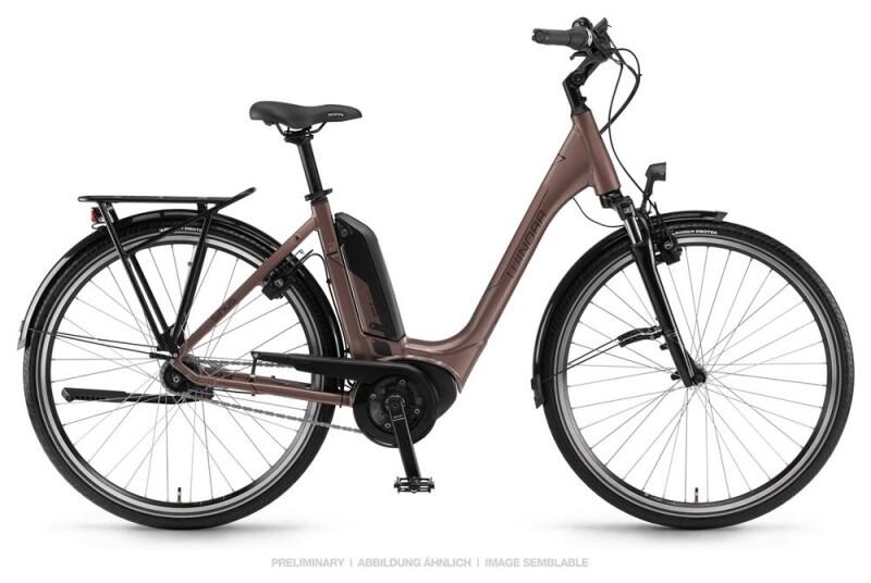 Winora Sinus Tria N7 eco Malve E-Bike