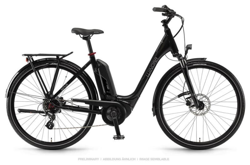 Winora Sinus Tria 7eco Einrohr E-Bike