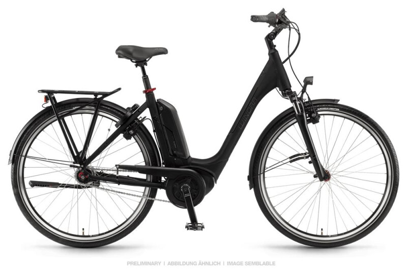 Winora Sinus Tria N7 Schwarz E-Bike