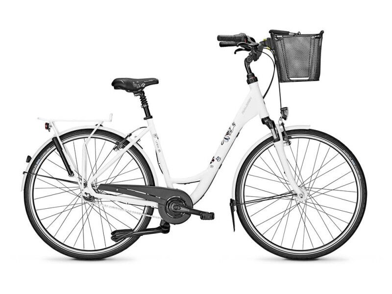 Raleigh UNICO LIFE weiss