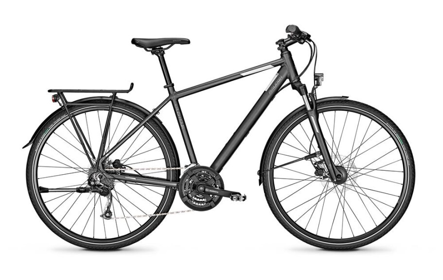 Raleigh RUSHHOUR LTD Altus 24/ RH: 60 DI