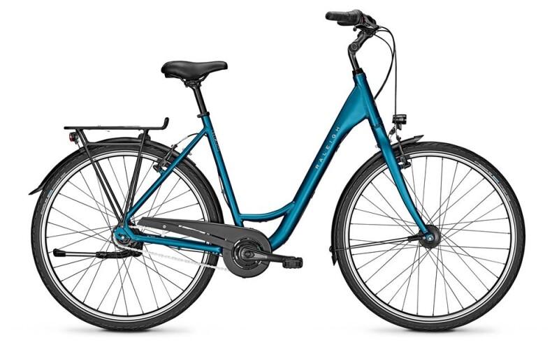 Raleigh DEVON 8 Wave blue Citybike