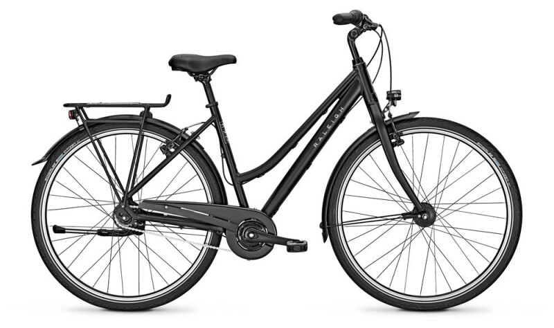 Raleigh DEVON 8 Trapez Citybike