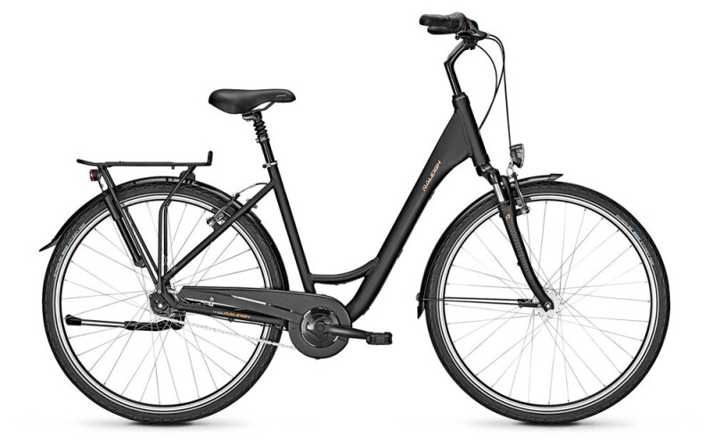 Raleigh CHESTER 7 Wave schwarz Citybike