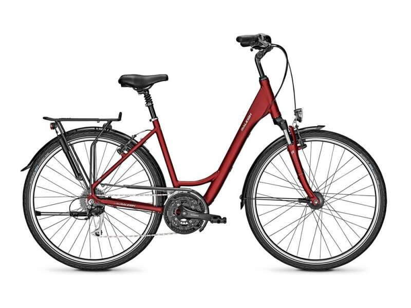 Raleigh CHESTER 27 Wave red