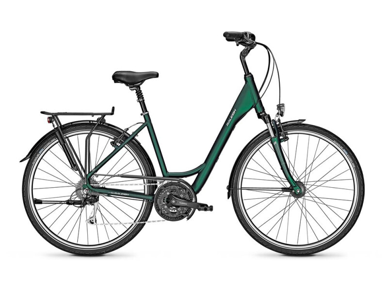 Raleigh CHESTER 27 Wave grau
