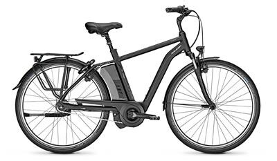 Raleigh BOSTON 8 schwarz Diamant