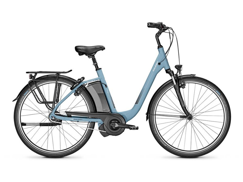 Raleigh BOSTON 8 blau Comfort