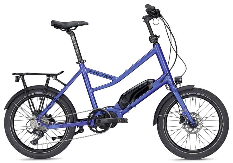 Falter E-COMPACT 2.0 unisex blau E-Bike