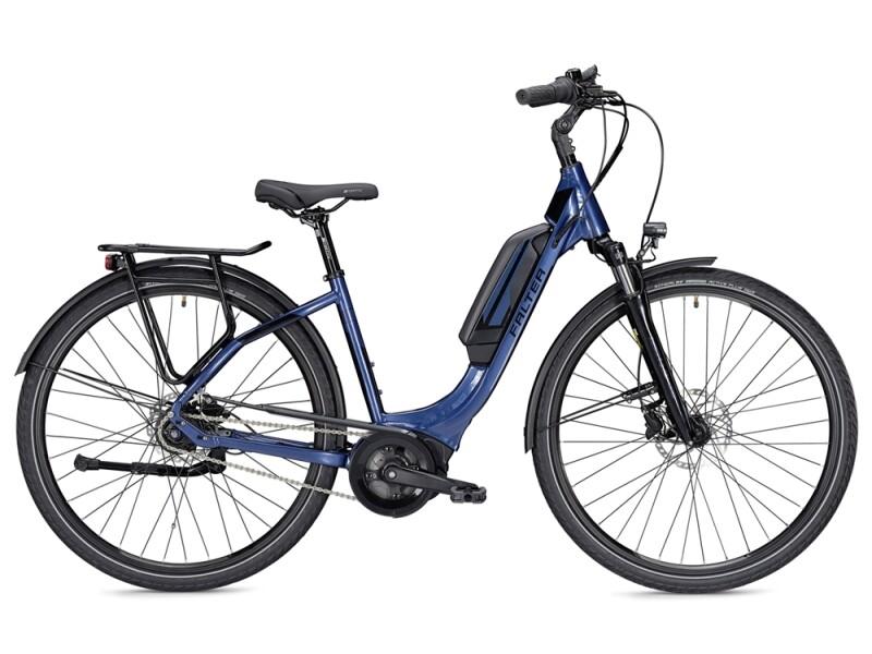 Falter E 9.0 FL 500 Wh blau/schwarz