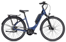 FALTER - E 9.0 RT 500 Wh blau/schwarz