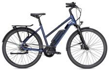 FALTER - E 9.0 FL 400 Wh Trapez blau/schwarz