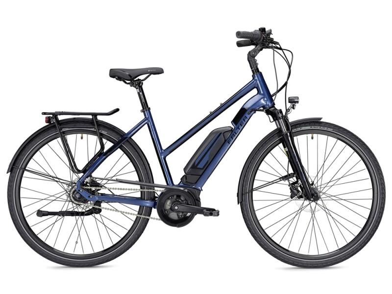 Falter E 9.0 FL 400 Wh Trapez blau/schwarz